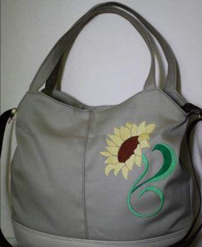 Napraforgó táska
