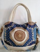 Mandala mintás női táska